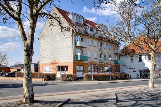 Ejerlejlighed på Slangerupgade i Hillerød - Ejendommen