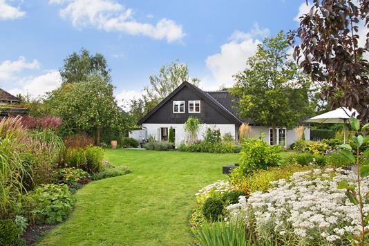 Villa på Bøllemosevej i Slangerup - Ejendommen
