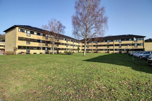 Ejerlejlighed på Gl. Holmegårdsvej i Hillerød - Ejendommen
