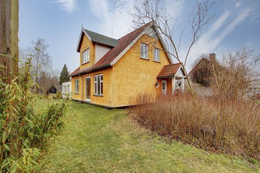 Villa på Davidsvænge i Fredensborg - Ejendommen