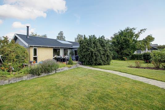 Villa på Smedievej i Hillerød - Have
