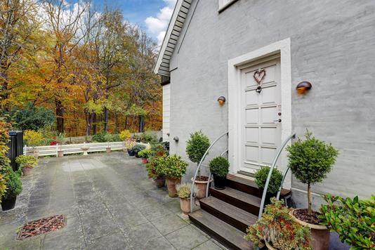 Villa på Funkevej i Hillerød - Ejendommen