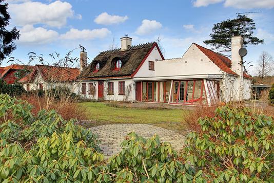 Villa på Horsemosevej i Allerød - Ejendommen