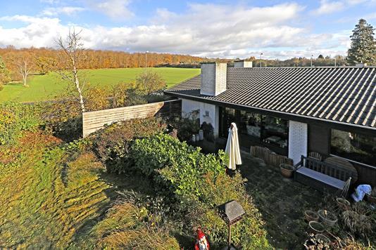 Villa på Vestervang i Allerød - Ejendommen