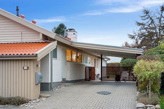 Villa på Skovbrinken i Allerød - Andet