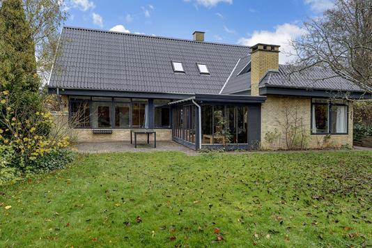Villa på Skansevej i Hillerød - Ejendommen