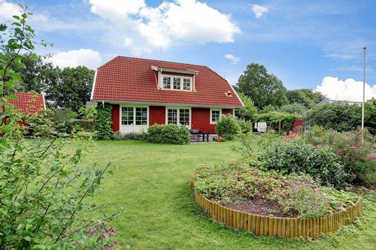 Villa på Melchiorsvej i Allerød - Ejendommen