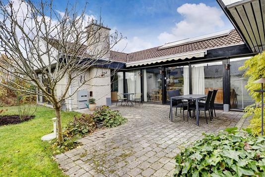 Villa på Hørmarken i Allerød - Terrasse