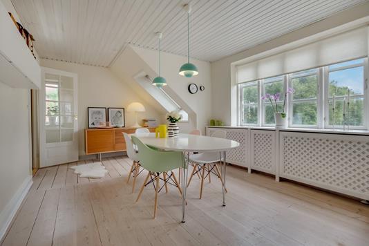 Villa på Skt. Jørgens Gade i Odense C - Stue