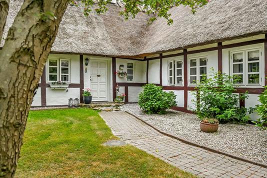 Villa på Søstedvej i Årslev - Ejendommen