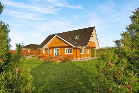 Villa på Højen i Munkebo - Ejendommen