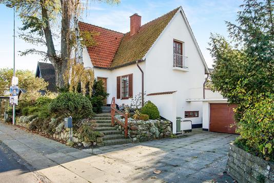 Villa på Tietgens Allé i Odense M - Ejendommen