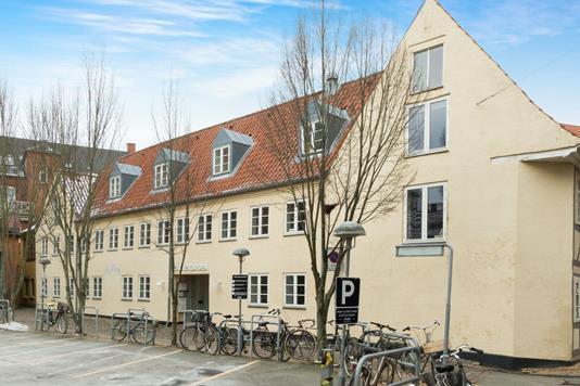 Ejerlejlighed på Lille Dansestræde i Odense C - Ejendommen