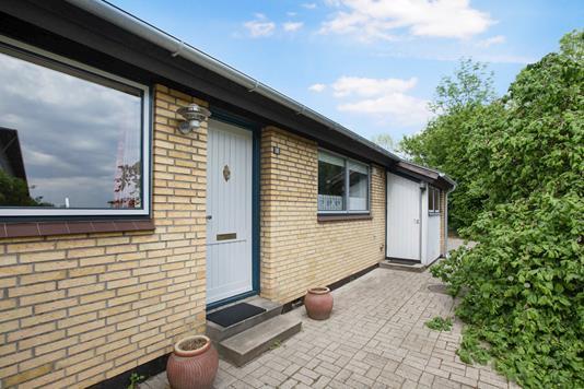 Villa på Mullerupvænget i Odense M - Ejendommen