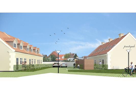 Villa på Præstegade i Kerteminde - Andet