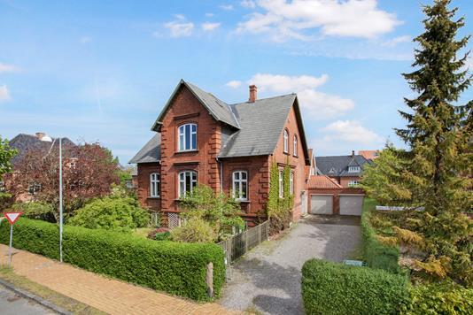 Villa på Lahnsgade i Odense C - Ejendom 1