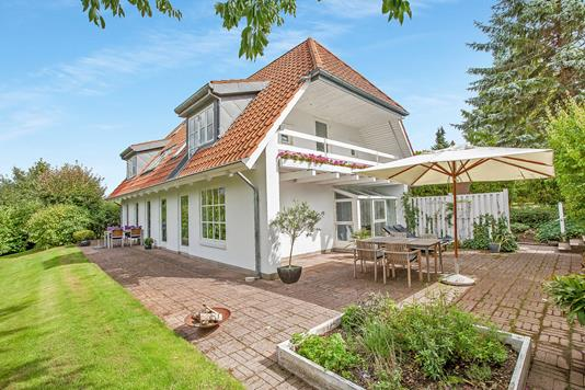 Villa på Kirkestenten i Odense S - Ejendom 1