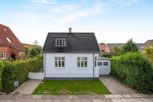 Villa på Lykkeshåbs Allé i Odense SV - Ejendom 1