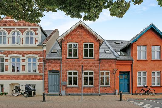 Villa på Jens Benzons Gade i Odense C - Ejendom 1