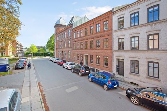 Ejerlejlighed på Ryttergade i Odense C - Ejendom 1