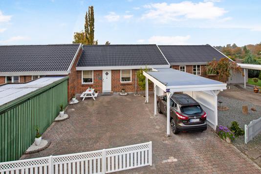 Villa på Vægtens Kvarter i Odense SØ - Ejendom 1