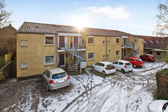 Andelsbolig på Allégade i Odense C - Ejendom 1