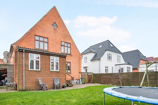 Villa på Reventlowsvej i Odense C - Ejendom 1