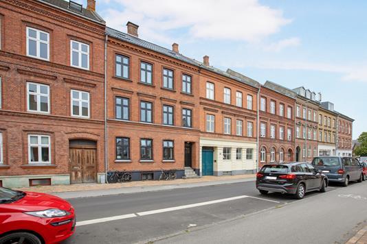 Ejerlejlighed på Absalonsgade i Odense C - Ejendom 1