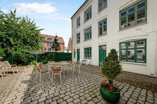 Ejerlejlighed på Nørregade i Odense C - Ejendom 1