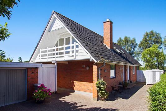 Villa på Bjørnøvænget i Middelfart - Ejendommen
