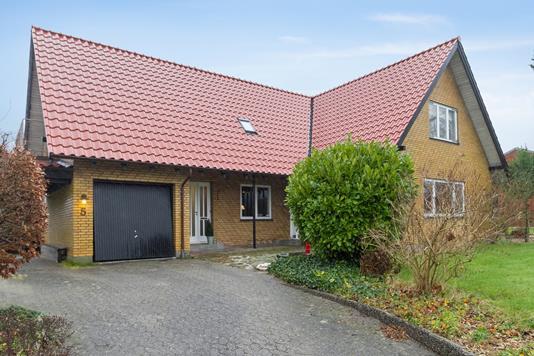 Villa på Dalbyvej i Kolding - Ejendommen