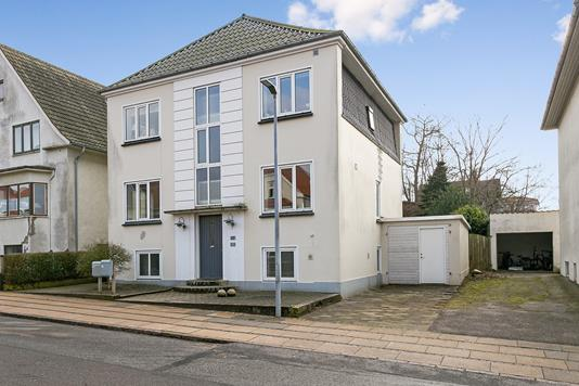 Villa på Skovløkkevej i Kolding - Ejendommen