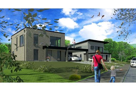 Villa på Stranden i Kolding - Ejendommen