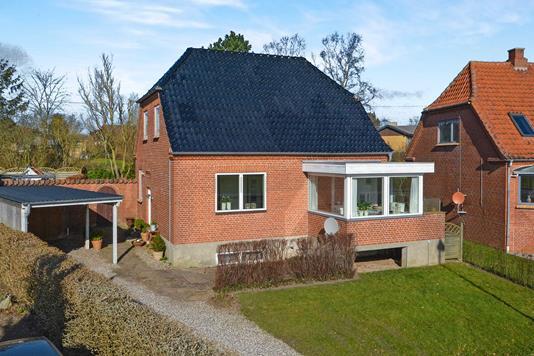Villa på Sejrsvej i Gråsten - Ejendommen