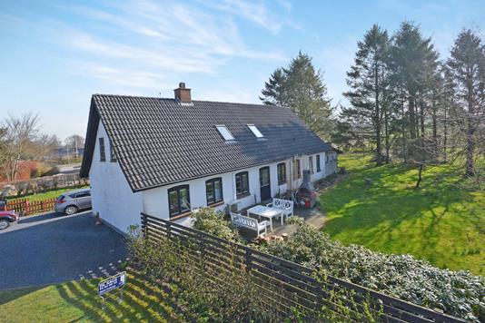 Villa på Søndertoft i Gråsten - Ejendommen