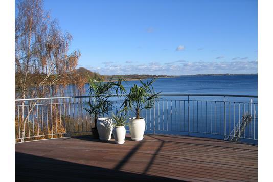 Villa på Højskolevej i Kruså - Panoramaudsigt
