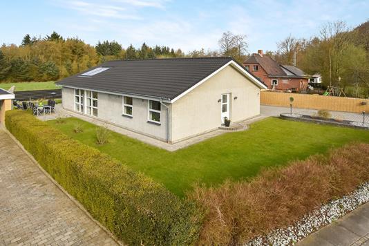 Villa på Nørretoft i Gråsten - Ejendommen