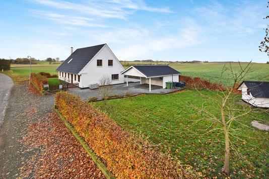 Villa på Præstegaardsvej i Aabenraa - Ejendommen