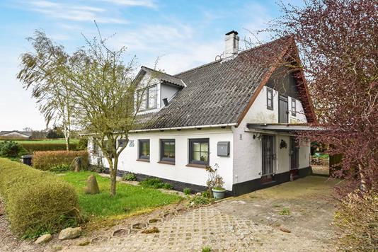 Villa på Bojskovvej i Sønderborg - Ejendommen