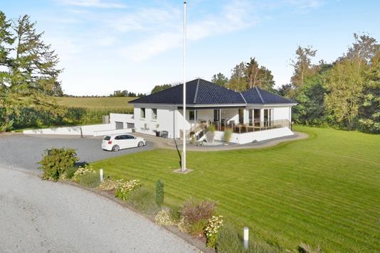 Villa på Kiskelundmarkvej i Kruså - Ejendommen