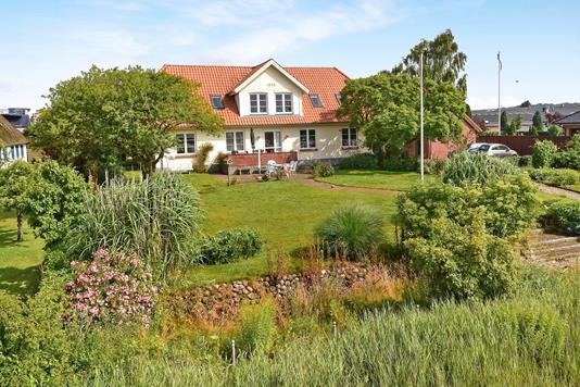 Villa på Toftvej i Gråsten - Ejendommen