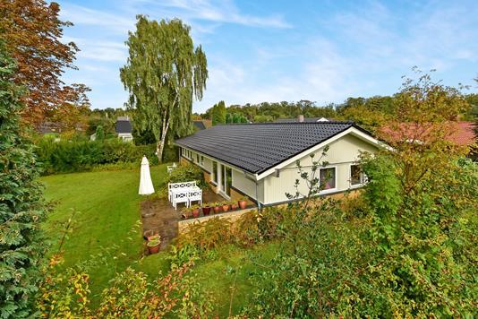 Villa på Stjerneparken i Gråsten - Ejendommen