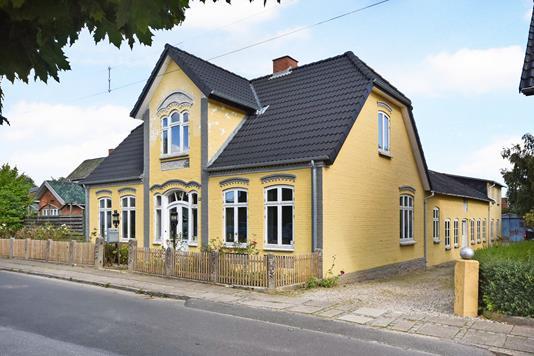 Villa på Sundgade i Egernsund - Ejendom 1