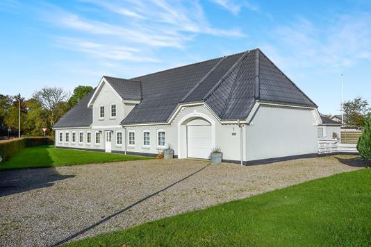 Villa på Mejerivej i Padborg - Ejendommen