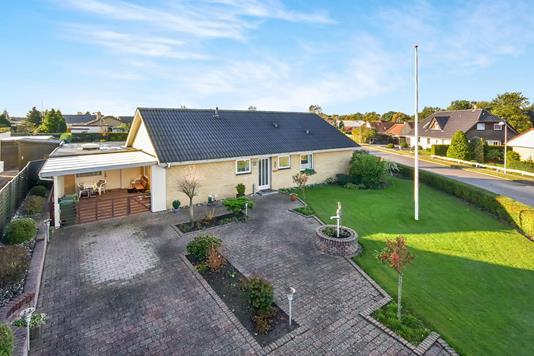 Villa på Buen i Kruså - Ejendommen