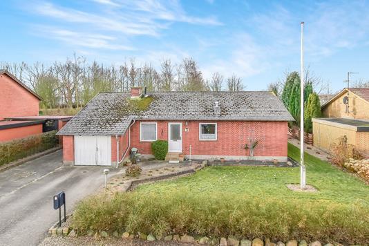 Villa på Kystvej i Egernsund - Ejendommen