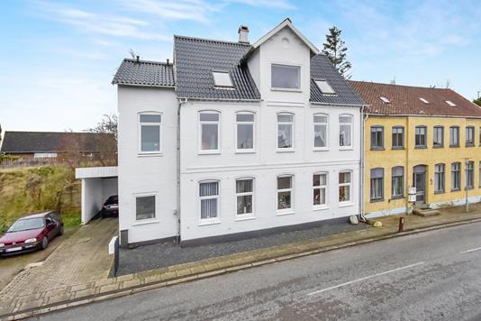 Villa på Havnevej i Egernsund - Ejendommen