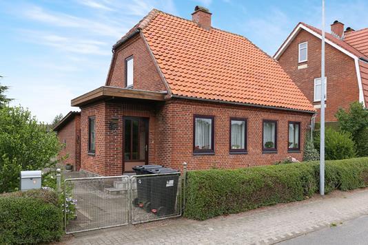 Villa på Amtsvejen i Sønderborg - Ejendommen
