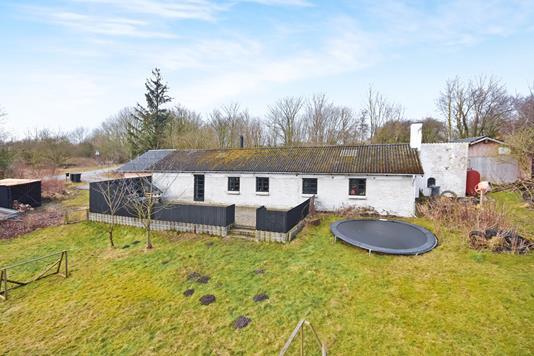 Villa på Kardemommevej i Gråsten - Ejendommen