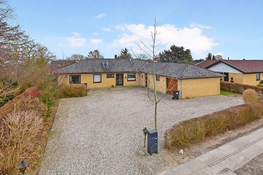 Villa på Lyshøj i Gråsten - Ejendommen